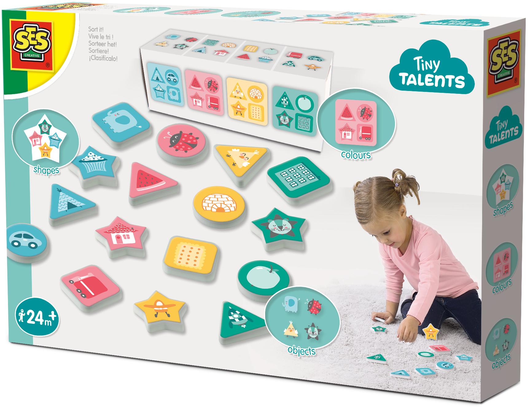 Loco 58927 58927 Educatief speelgoed: Kikker en al zijn